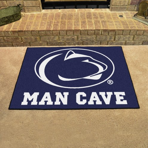 Penn State Nittany Lions Man Cave All-Star Rug