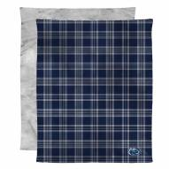 Penn State Nittany Lions Micro Mink Throw Blanket