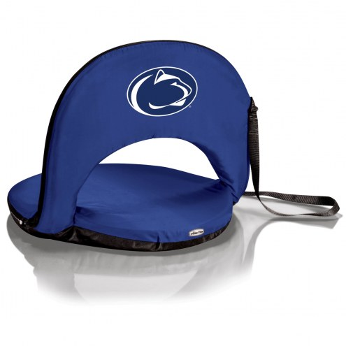 Penn State Nittany Lions Navy Oniva Beach Chair