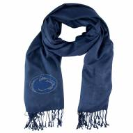 Penn State Nittany Lions Navy Pashi Fan Scarf