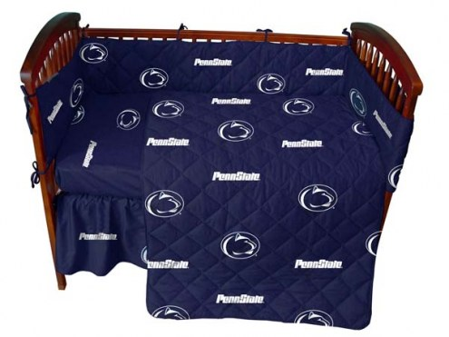 Penn State Nittany Lions Baby Crib Set