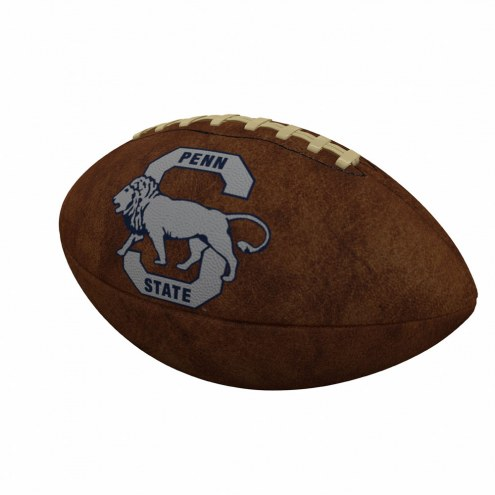 Penn State Nittany Lions Official Size Vintage Football