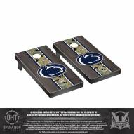 Penn State Nittany Lions Operation Hat Trick Stained Cornhole Game Set