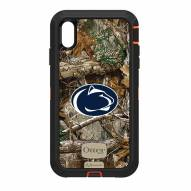 Penn State Nittany Lions OtterBox iPhone XS Max Defender Realtree Camo Case