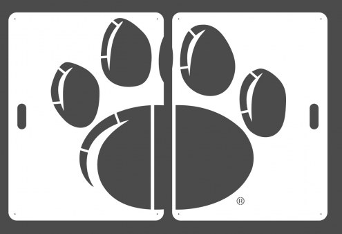Penn State Nittany Lions Lawn Stencil