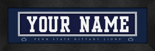 Penn State Nittany Lions Personalized Stitched Jersey Print