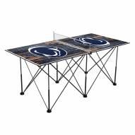 Penn State Nittany Lions Pop Up 6' Ping Pong Table