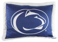 Penn State Nittany Lions Printed Pillow Sham