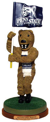 Penn State Nittany Lions Collectible Mascot Figurine