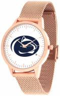 Penn State Nittany Lions Rose Mesh Statement Watch
