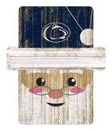 Penn State Nittany Lions Santa Ornament