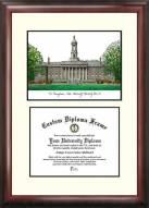 Penn State Nittany Lions Scholar Diploma Frame