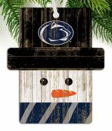 Penn State Nittany Lions Snowman Ornament