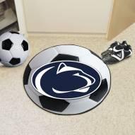 Penn State Nittany Lions Soccer Ball Mat