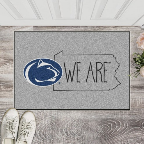 Penn State Nittany Lions Southern Style Starter Rug