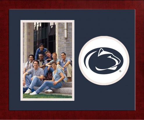 Penn State Nittany Lions Spirit Vertical Photo Frame