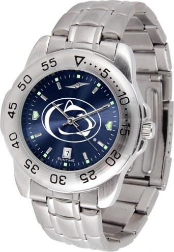 Penn State Nittany Lions Sport Steel AnoChrome Men's Watch