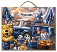 Penn State Nittany Lions Tailgate Plaque