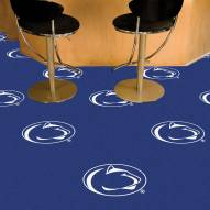 Penn State Nittany Lions Team Carpet Tiles