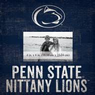 "Penn State Nittany Lions Team Name 10"" x 10"" Picture Frame"