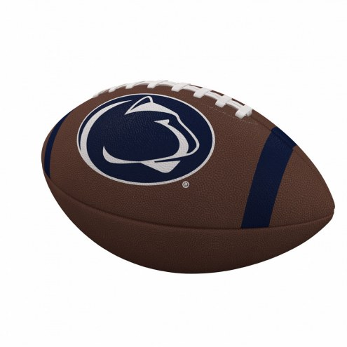 Penn State Nittany Lions Team Stripe Official Size Composite Football