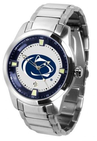 Penn State Nittany Lions Titan Steel Men's Watch