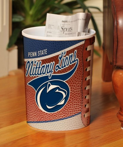 Penn State Nittany Lions Trash Can
