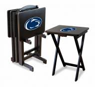 Penn State Nittany Lions TV Trays - Set of 4