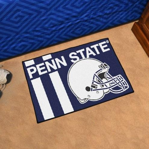 Penn State Nittany Lions Uniform Inspired Starter Rug