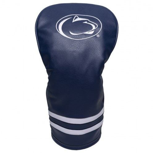 Penn State Nittany Lions Vintage Golf Driver Headcover
