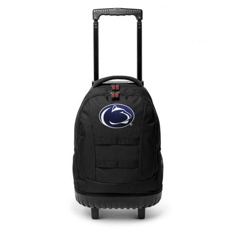 NCAA Penn State Nittany Lions Wheeled Backpack Tool Bag