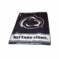 Penn State Nittany Lions Woven Golf Towel