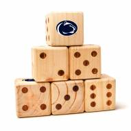 Penn State Nittany Lions Yard Dice