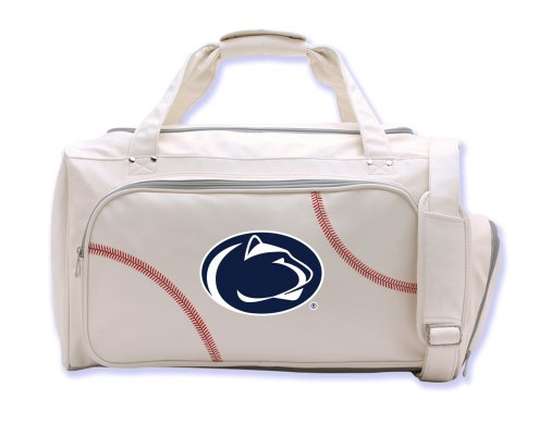 Penn State Nittany Lions Baseball Duffel Bag