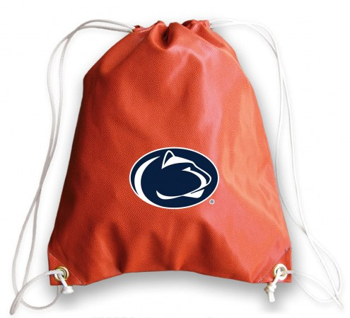 Penn State Nittany Lions Basketball Drawstring Bag
