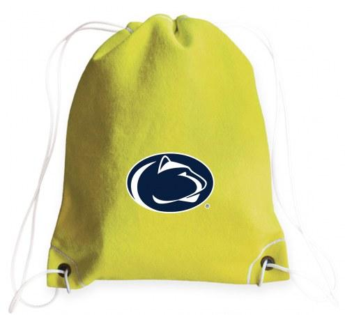 Penn State Nittany Lions Tennis Drawstring Bag