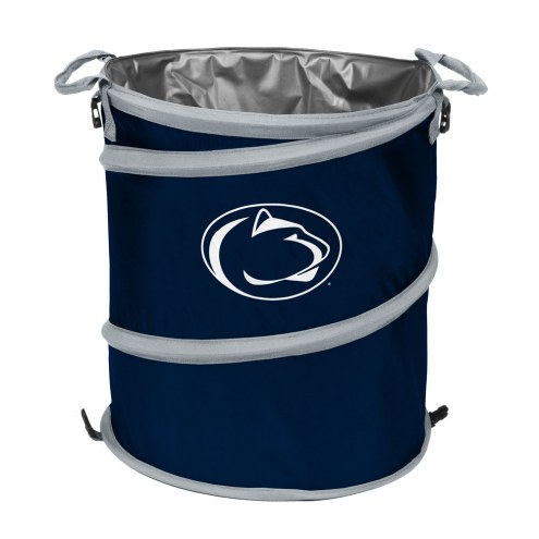 Penn State Nittany Lions Collapsible Trashcan