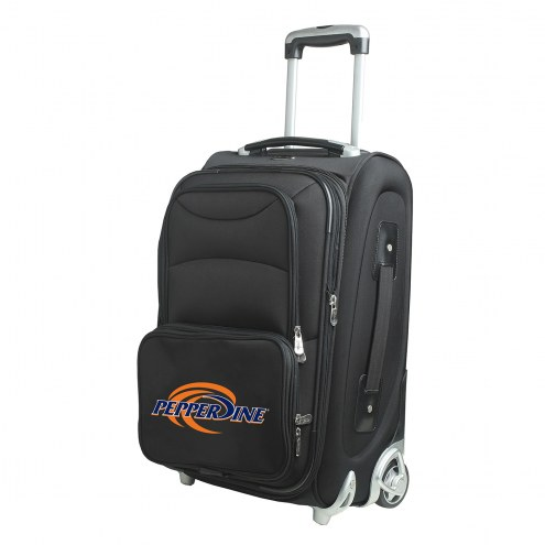 """Pepperdine Waves 21"""" Carry-On Luggage"""