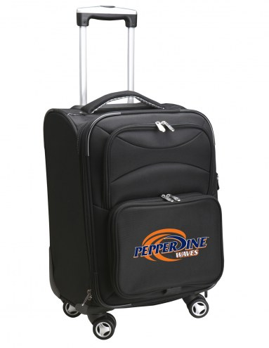 Pepperdine Waves Domestic Carry-On Spinner