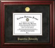 Pepperdine Waves Executive Diploma Frame