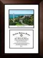 Pepperdine Waves Legacy Scholar Diploma Frame