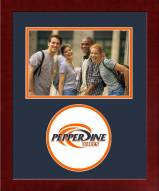 Pepperdine Waves Spirit Horizontal Photo Frame