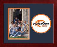 Pepperdine Waves Spirit Vertical Photo Frame