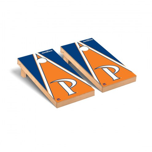 Pepperdine Waves Triangle Cornhole Game Set