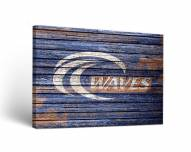 Pepperdine Waves Weathered Canvas Wall Art