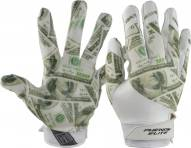 Phenom Elite Straight Money Adult Football Receiver Gloves