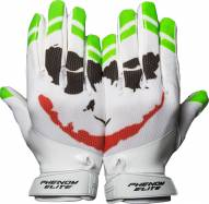 Phenom Elite Why So Serious Adult Football Receiver Gloves