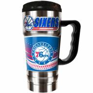 Philadelphia 76ers 20 oz. Champ Travel Mug