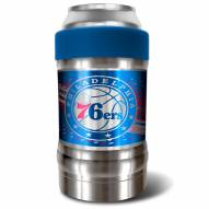 Philadelphia 76ers Blue 12 oz. Locker Vacuum Insulated Can Holder