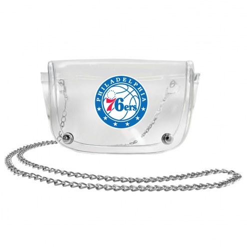 Philadelphia 76ers Clear Waistpack